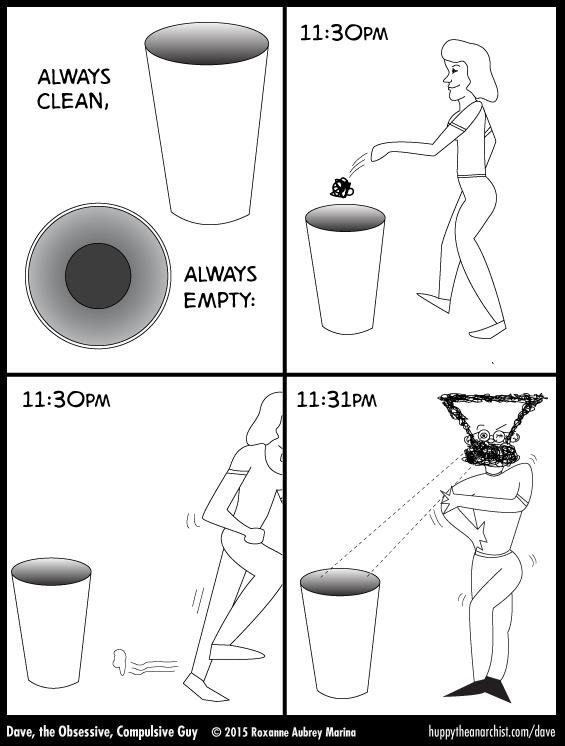 Dave's Wastebasket